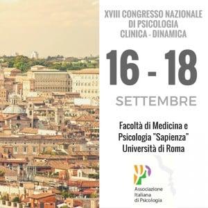 Congresso Nazionale della sezione di Psicologica Clinica – Dinamica
