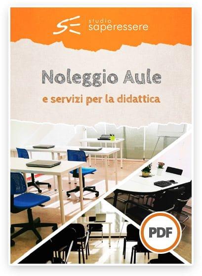 Brochure Noleggio aule e Servizi per la didattica