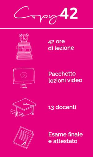 Copy42 corso