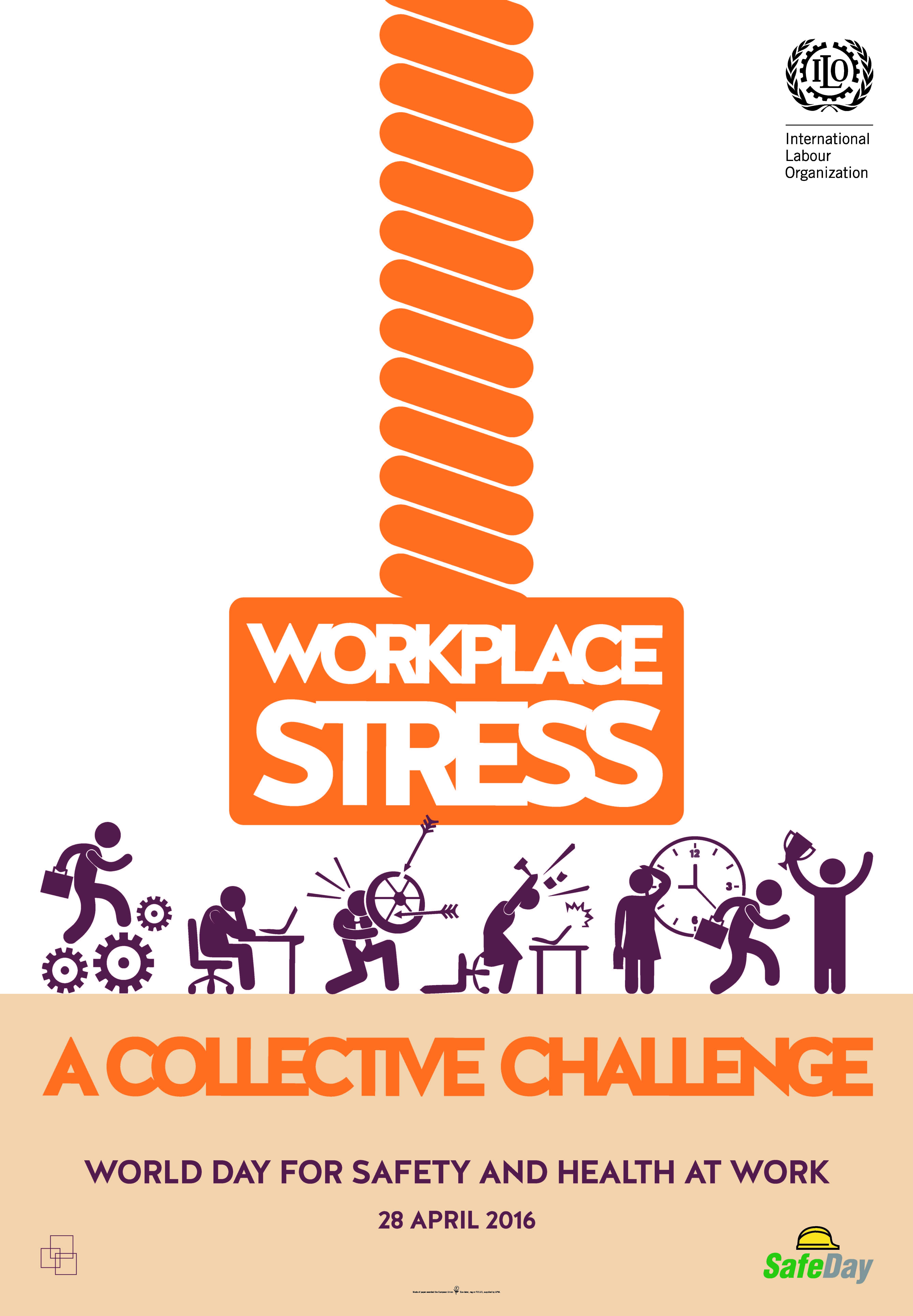 Giornata mondiale salute e sicurezza sui luoghi di lavoro 2016